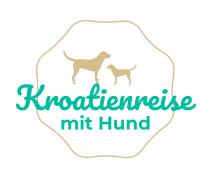 Kroatienreise mit Hund Logo
